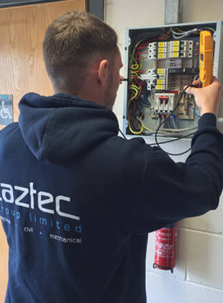 Caztec Electrical Services working in London